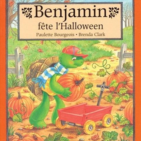 BOURGEOIS CLARK Benjamin fête l'Halloween 9780590160285  SHOLASTIC 1996