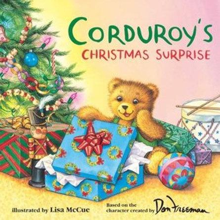 FREEMAN, Don, McCue: Corduroy's Christmas Surprise Scholastic 0439314402 2001