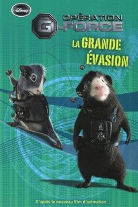 Disney G-Force: La grande évasion Press Aventure 9782896600755