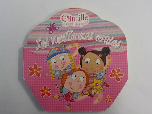 Camille la fée des petits gâteaux: Les meilleures amies 9782896900428