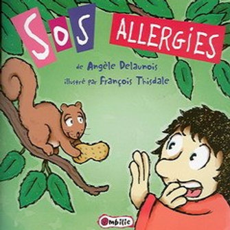 DELAUNOIS THISDALE: Prof Ombilic SOS Allergies 293234138 2005