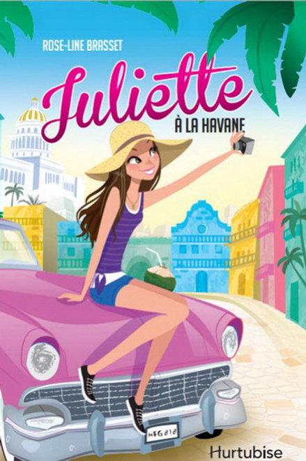 BRASSET, Rose-Line: Juliette à la Havane 9782897235772 2015