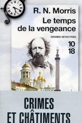 MORRIS, R.N: Le temps de la vengeance 9782264048868 10/18 2008