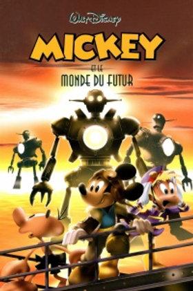 Mickey T23 et le monde du futur 9782896605651 2013
