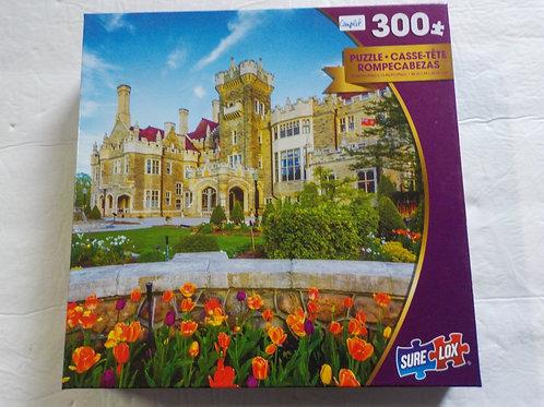 Casa Loma 10348 Sure-Lox Casse-tête 300 morceaux