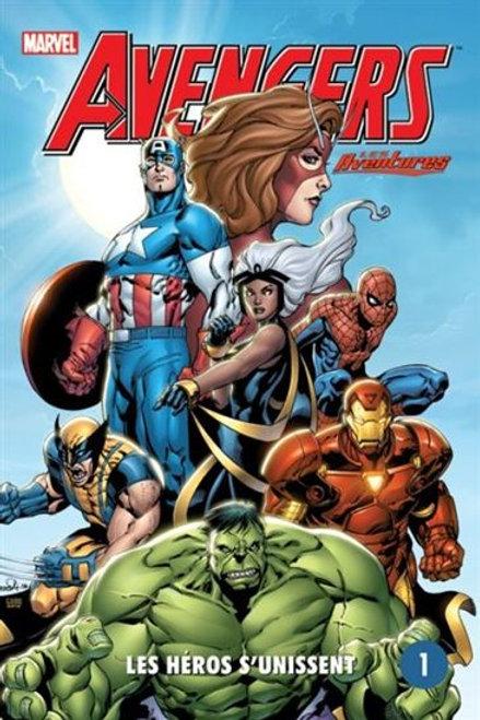 Avengers T1: Les héros s'unissent 9782896605590 2012