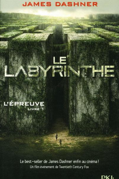 DASHNER, James T1 Le labyrinthe: L'épreuve 9782266255783 2012