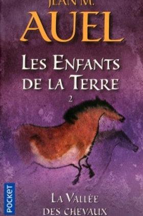 AUEL, Jean M: T2 Enfants de la terre: La vallée des chevaux 9782266122139