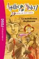 Agatha Mistery, enquête (...) T2: La malédiction du pharaon 9782012029262