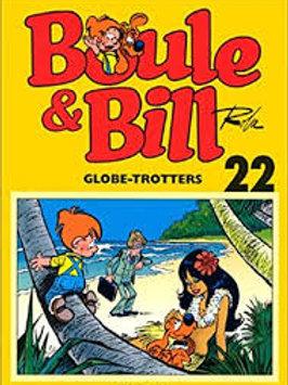 ROBA Boule et Bill T22 Globe-Trotters  9782800130224