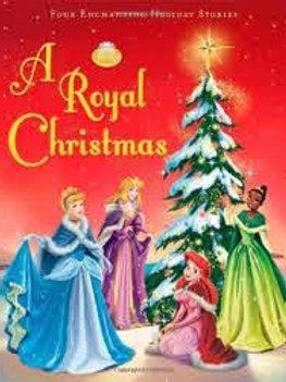 Disney: A Royal Christmas 9781423131427 2010
