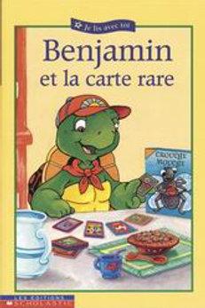 Benjamin et la carte rare SCHOLASTIC 9780439975537 2003