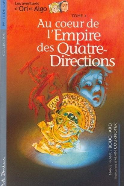 BOUCHARD T4 Ori et Algo: Au coeur de l'empire des 4 directions 97829227