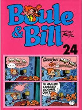 ROBA Boule et Bill T24 40e anniversaire 9782800128443 1999