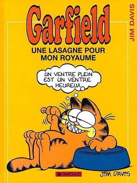 DAVIS, Jim Garfield T6 une lasagne pour mon royaume 9782205034196