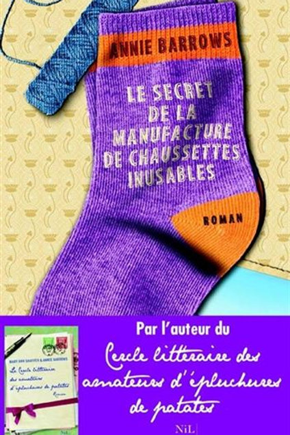 BARROWS, Annie Le secret de la manufacture 9782841118724 Roman Québécois