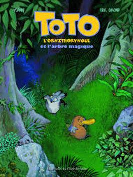 YOANN OMOND Toto l'ornithorynque et l'arbre magique 9782211206631