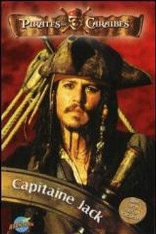 Disney Pirates des Caraïbes: Capitaine Jack Press Aventure 9782895437949