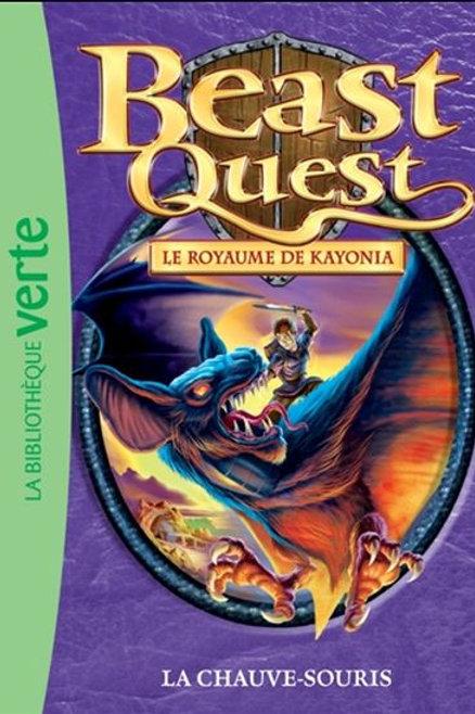 Beast Quest T37: La chauve-souris 9782012317147 2015