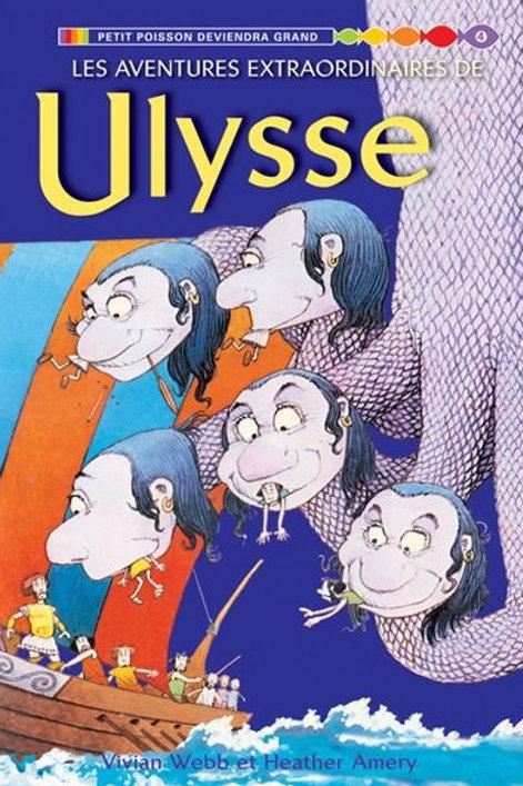 WEBB AMERY: Aventures extra Ulysse / Petit poisson 4 deviendra 9781443109185