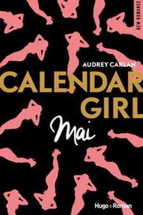 CARLAN, Audrey: Mai, Calendar Girl 9782755629163 2017