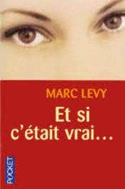 LÉVY, Marc: Et si c'était vrai 9782266104531 POCKET 2000