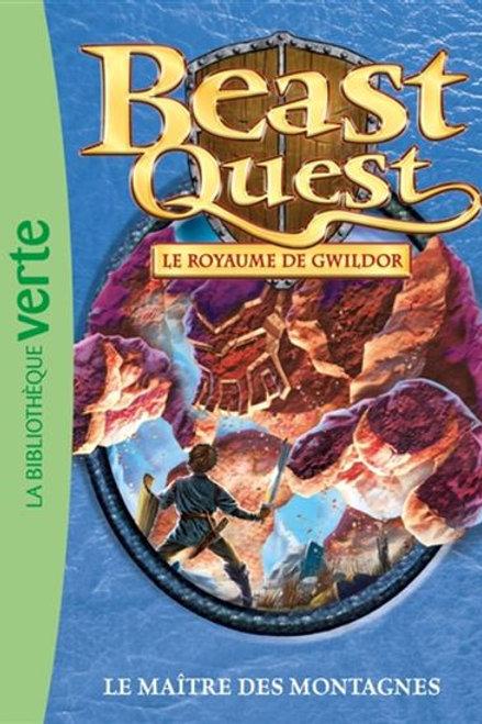 Beast Quest T31 La maître des montagnes 9782012045637
