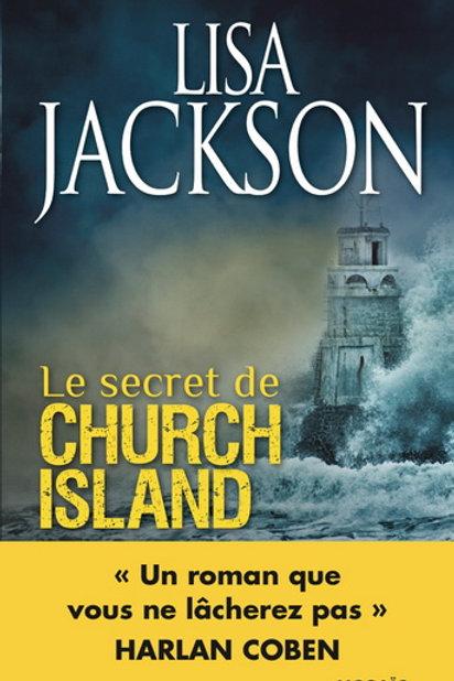 JACKSON, Lisa: Le secret de Church Island 97803736206542014