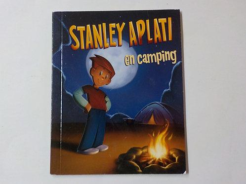 BROWN Jeff: Stanley aplati en camping McDonald 2013