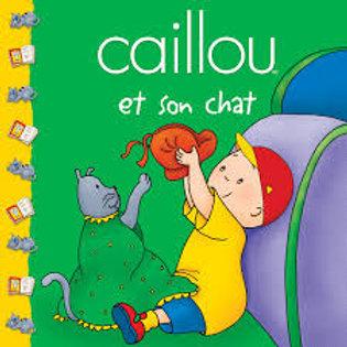 Caillou et son chat 9782897183073 2012