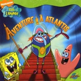 Bob l'éponge: Aventure à Atlantis 9782895438618 2008