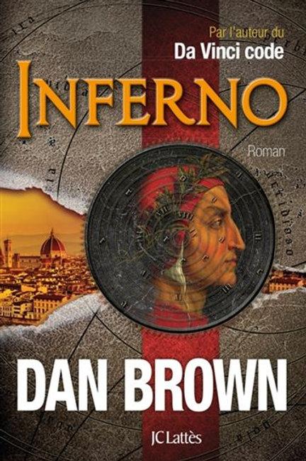 BROWN, Dan: Inferno 9782709643740 2013