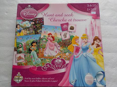 Cherche et trouve  Princesse Disney Gladius GLA76440 Jeux 3 ans +