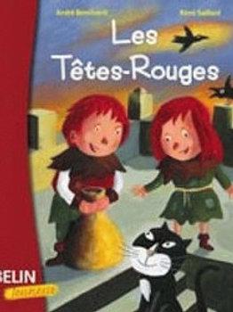 BENCHETRIT SAILLARD Les Têtes-Rouges 9782701128719 Berlin Jeunesse 2001