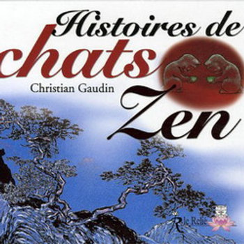 GAUDIN, C. Histoires de chats Zen 978291491660