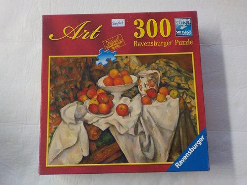 CÉZANNE, Paul: Pommes et oranges Ravensburger 140213 Casse-tête 300 morceaux