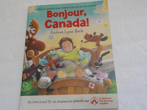 BECK, Andrea Lynn: Bonjour Canada !