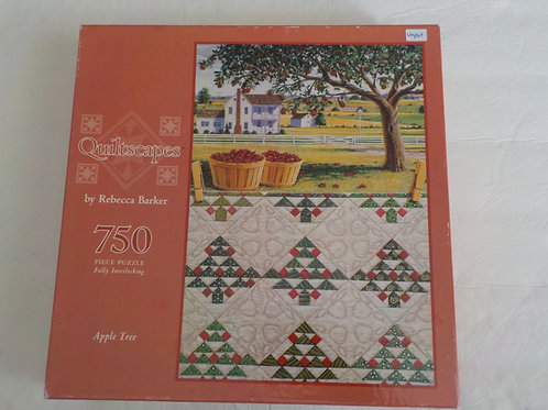 BARKER, R. Quiltscapes : Apple tree Casse-tête 750 morceaux