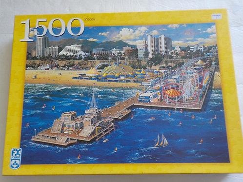 CHEN, Alexander Santa Monica Pier Casse-tête SCHMID 1500 morceaux