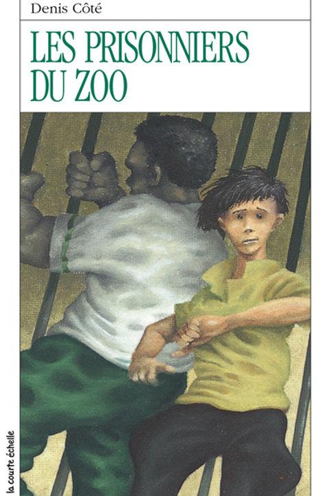CÔTÉ, Denis RJ11 Les prisonniers du zoo 9782890210745