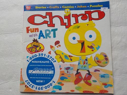 CHIRP: Fun with Art