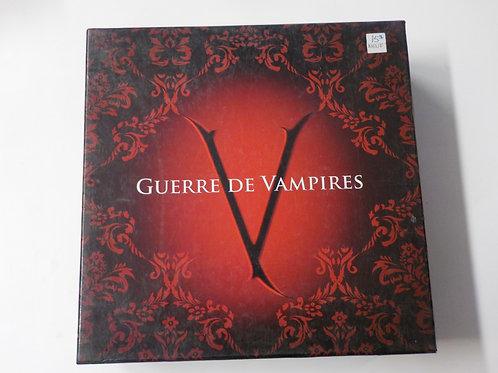 Guerre de vampires ADA 9782896670987 Jeux 12 ans et plus