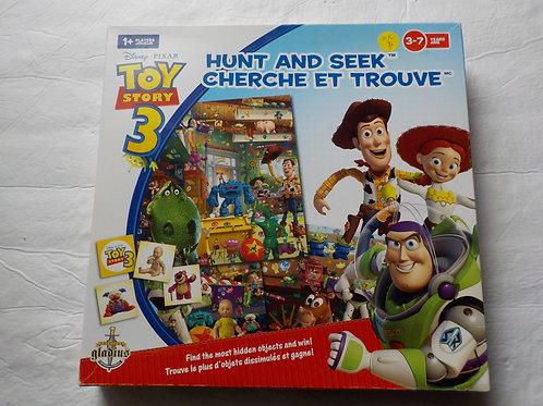 Cherche et trouve Toy Story 3 Gladius GLA7744 Jeux 3 ans et plus