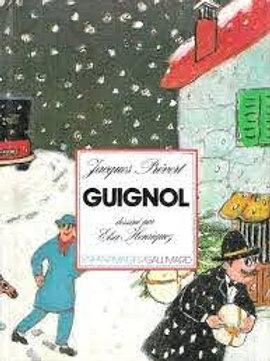PRÉVERT HENRIQUEZ: Guignol GALLIMARD 1978