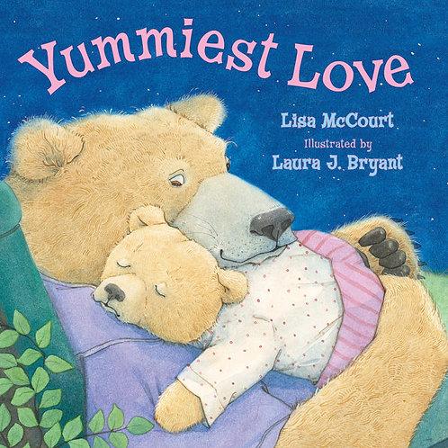 McCOURT BRYANT: Yummiest Love SCHOLASTIC 9780545209342 2002