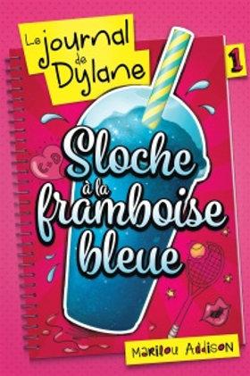 ADDISON, Marilou T1 Journal de Dylane: Sloche bleue 9782897090579 2015