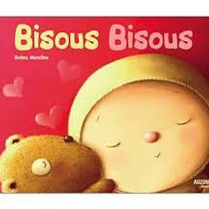 Bisous bisous et autres histoires pour les tout petits AUZOU 9782733811887