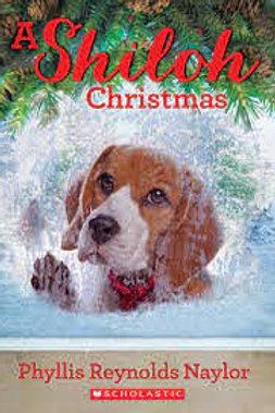 NAYLOR, P R: A Shiloh Christmas 9781338133318 SCHOLASTIC 2015