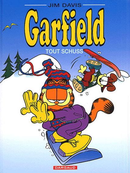 DAVIS, Jim Garfield T36 Tout schuss 9782205054408 2003