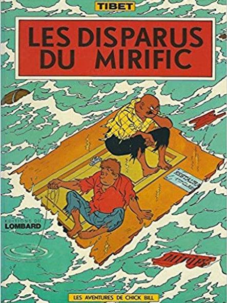 TIBET: Chick Bill: Les disparus du Mirific 1974